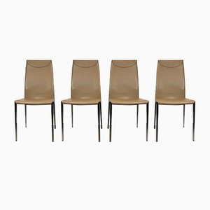 Dining Chairs by Cattelan Italia for Cattelan Italia, Set of 4