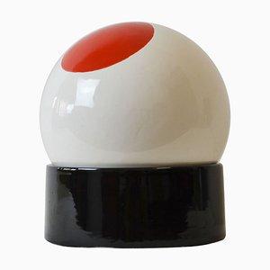 Glasierte Keramik von Ico Luisa Parisi für Zanolli & Sebellin, 1960er