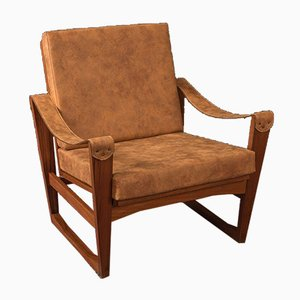Safari Lounge Chair, 1960er Jahre