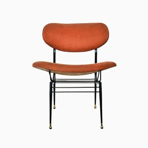 Fireside Chair by Gastone Rinaldi, 1950s