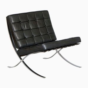 Barcelona Chair by Ludwig Mies van der Rohe for Knoll International, 1990s