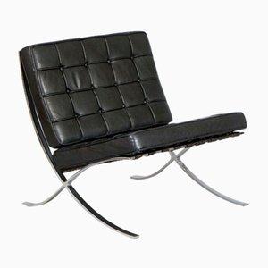 Chaise Barcelona par Ludwig Mies van der Rohe pour Knoll International, 1990s
