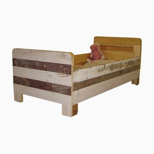 Scrapwood Children's Beds by Piet Hein Eek