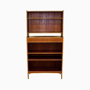 Swedish Teak Wall Unit from Treman, 1960s