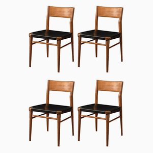 Dining Chairs from Wilkhahn, 1950s, Set of 4