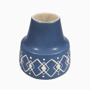 Mid-Century Vase from Søholm, 1960s