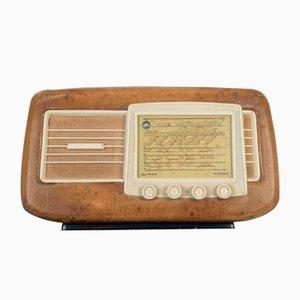 Radio Watt vintage WR650 a valvole, anni '50