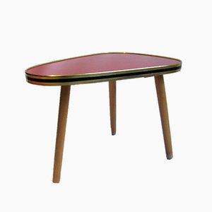 Cache-Pot et Table d'Appoint Vintage