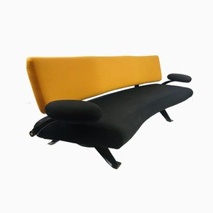 Dutch Orbit Sofa by Wolfgang C.R. Mezger for Artifort, 1990s
