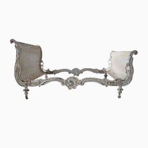 Sofá cama antiguo de estilo Napoleón III