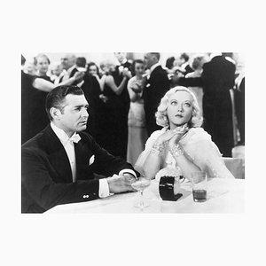 Cain und Mabel Archivdruck in Weiß von Bettmann