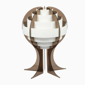 Lampada da tavolo di Flemming Brylle Preben Jacobsen, anni '60