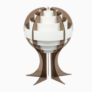 Tischlampe von Flemming Brylle Preben Jacobsen, 1960er