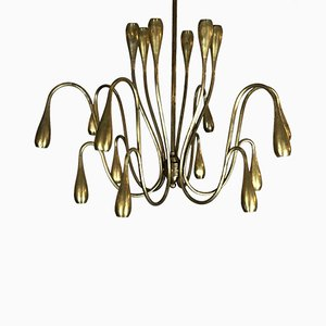 Chandelier from Arredoluce, 1950s