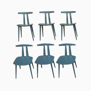 Chaises d'Appoint de Farstrup Møbler, 1960s, Set de 6