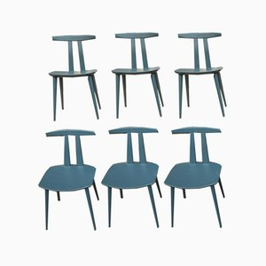 Side Chairs from Farstrup Møbler, 1960s, Set of 6