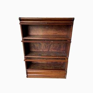 Antique 3-Tier Bookcase from Globe Wernicke
