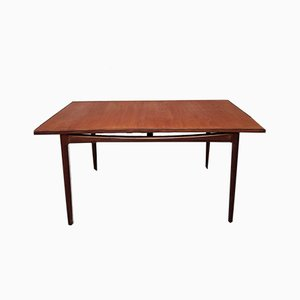 Mid-Century Danish Extending Dining Table by Kofod Larsen for G-Plan