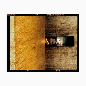 Ada, Mailand - Italian Typography Architectural Urban Colour Photography 2020