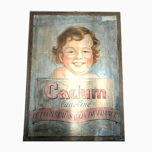 Cinema Advertising Cadum, 1990s