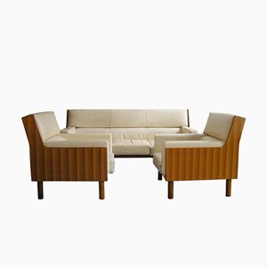 Salotto Living Room Set from Anonima Castelli, 1950s