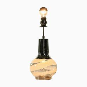 Mid-Century Tischlampe von Doria Leuchten