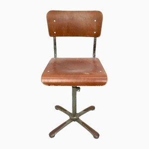 Chaise d'Atelier Industrielle, 1960s