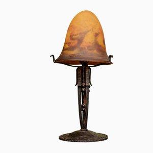 Mushroom Lamp by Muller Frères