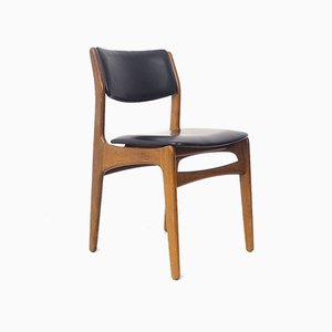 Vintage Teak Chair from WéBé, 1960s