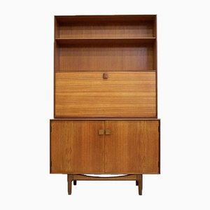 Mid-Century Teak Drinks Cabinet / High Sideboard by Kofod Larsen for G-Plan, 1960s
