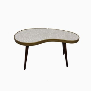 Table d'Appoint Kidney, Allemagne, 1960s