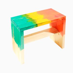 CMYK Stool by Marco Caliandro