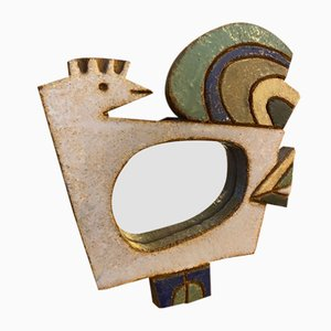 The Argonauts Ceramic Mirror, France, 1960s