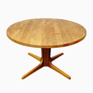 Ausziehbarer Tisch von Glostrup, Dänemark, 1970er Jahre