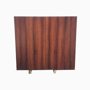 Scandinavian Hanging Rosewood Cabinet, 1970s