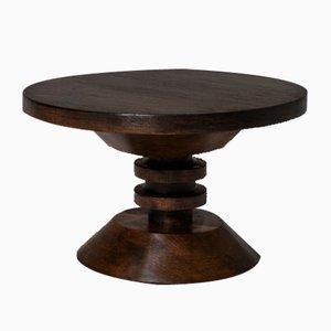 Petite Table d'Appoint Décorative Art Déco, 1930s