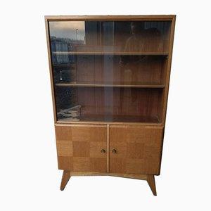 Mid-Century Glazed Bookcase