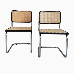 Model B22 Side Chairs, 1920s, Set of 2