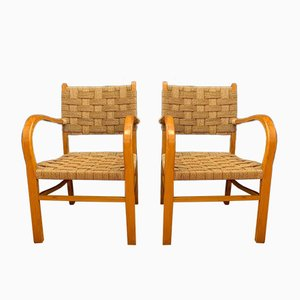 Armchairs from Vroom & Dreesman, 1960s, The Netherlands, Set of 2