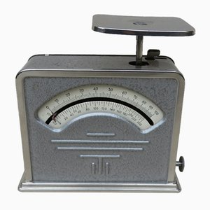 Vintage Art Deco Letter Scale from Jakob Maul