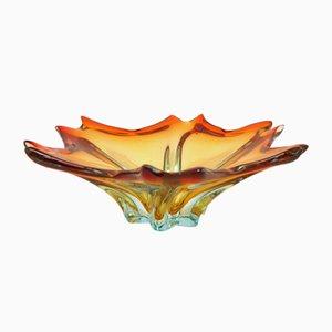Schale aus Muranoglas, 1960er