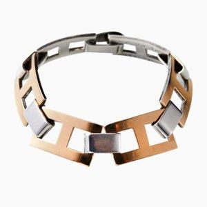Silver Bracelet by Sigurd Persson, Sweden, 1973