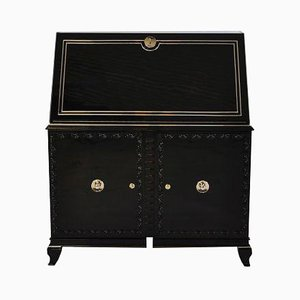 Large Art Deco Secretaire, 1930s