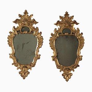 Venetian Baroque Mirrors, Set of 2