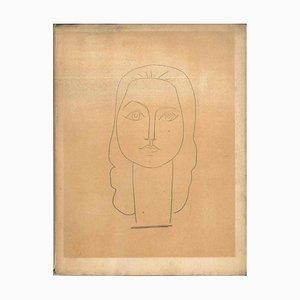 Pablo Picasso - Dix-neuf tableaux - Catalogue original - 1946
