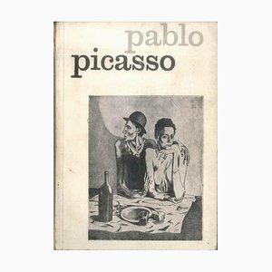Pablo Picasso - Pablo Picasso. la Obra Gráfica - Catálogo Vintage - 1954