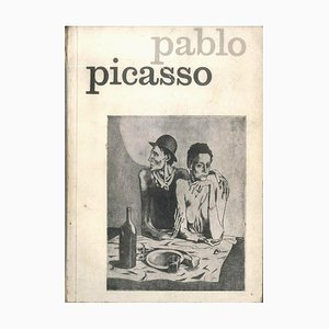 Pablo Picasso - Pablo Picasso. the Graphical Work - Vintage Catalog - 1954