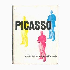 Pablo Picasso - Musée Picasso des Arts Décoratifs - Catalogue Vintage - 1955