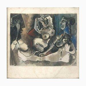 Pablo Picasso - Picasso. 172 Designs - Vintage Catalog - 1972