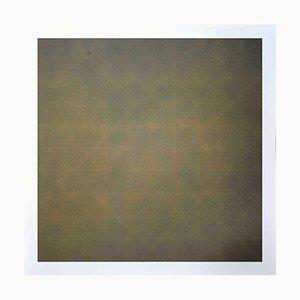 Sol Lewitt - Couleurs avec des lignes en quatre directions - 1991